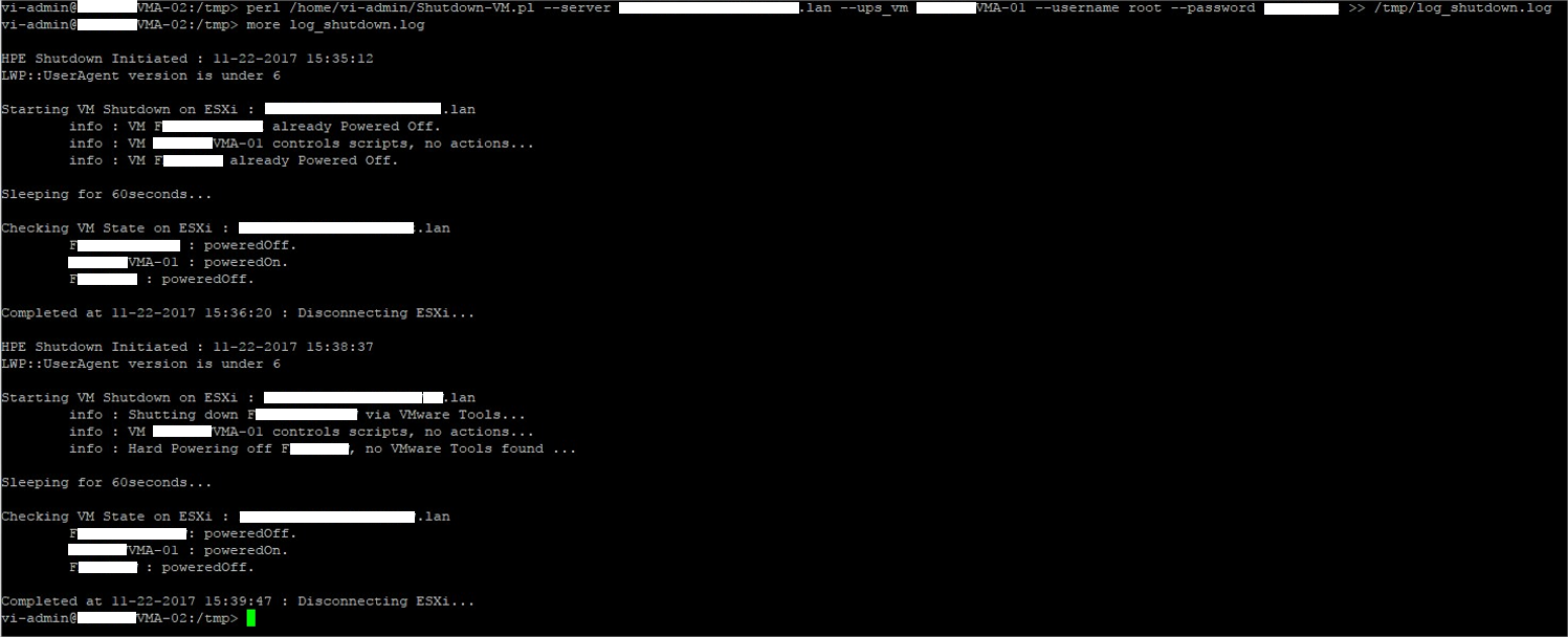 Exemple Log Script Perl